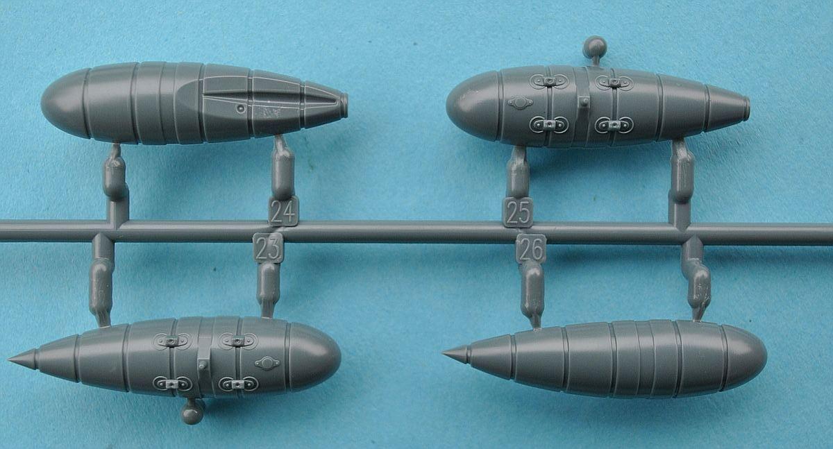 Eduard-82142-FW-190-A-4-Profipack-83 Focke Wulf FW 190 A-4 in 1:48 von Eduard als PROFIPACK-Edition 82142