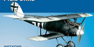 Pfalz D.IIIa WEEKEND in 1:48 von Eduard (8417)