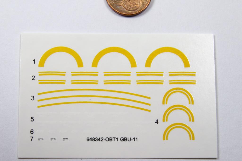 Eduard_BRASSIN_GBU-11_06 Lasergesteuerte 1400kg-Bombe GBU-11 - Eduard BRASSIN 1/48