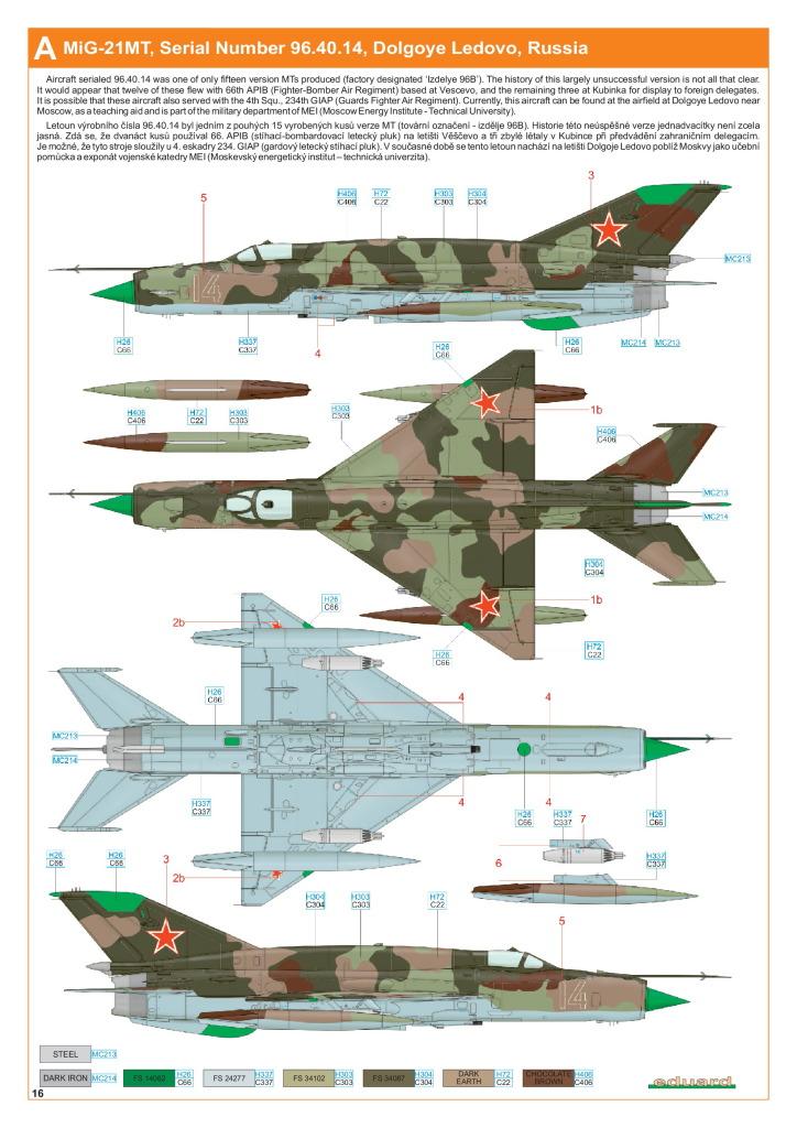 Eduard_MiG-21DMT_45 MiG-21SMT - Eduard 1/48