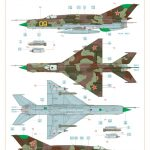 Eduard_MiG-21DMT_47-150x150 MiG-21SMT - Eduard 1/48