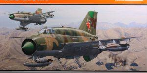 MiG-21SMT – Eduard 1/48