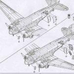 HobbyBoss-87264-C-47A-Skytrain-1-150x150 C-47A Skytrain von Hobby Boss in 1:72 (87264)