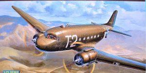 C-47A Skytrain von Hobby Boss in 1:72 (87264)