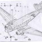 HobbyBoss-87264-C-47A-Skytrain-2-150x150 C-47A Skytrain von Hobby Boss in 1:72 (87264)