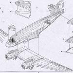 HobbyBoss-87264-C-47A-Skytrain-4-150x150 C-47A Skytrain von Hobby Boss in 1:72 (87264)