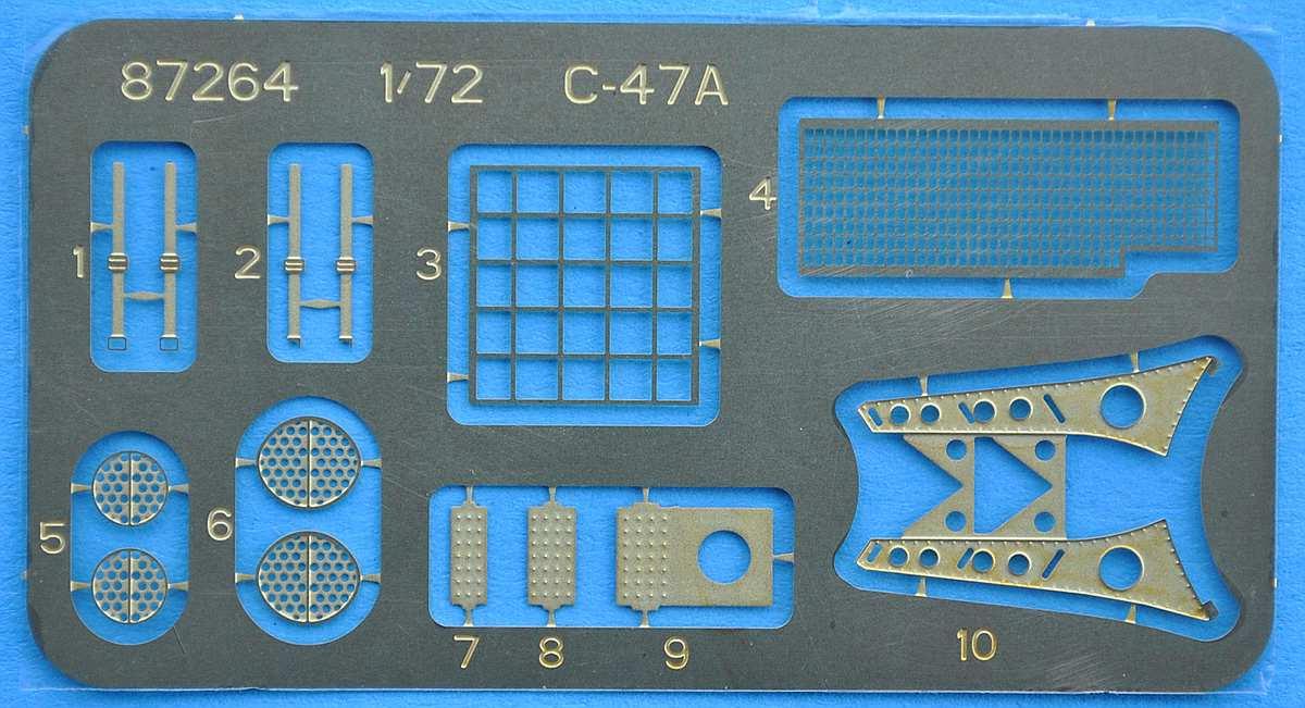 HobbyBoss-87264-C-47A-Skytrain-51 C-47A Skytrain von Hobby Boss in 1:72 (87264)