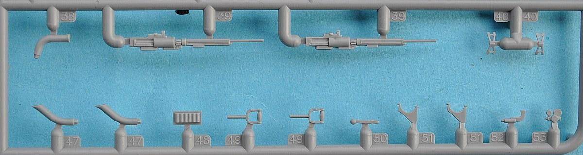ICM-32001-I-16-Typ-24-18 Polikarpov I-16 Typ 24 in 1:32 von ICM (32001)