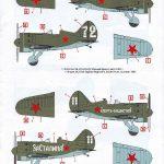 ICM-32001-I-16-Typ-24-49-150x150 Polikarpov I-16 Typ 24 in 1:32 von ICM (32001)
