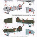 ICM-32001-I-16-Typ-24-50-150x150 Polikarpov I-16 Typ 24 in 1:32 von ICM (32001)