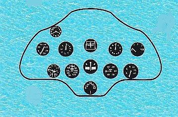 ICM-32001-I-16-Typ-24-51 Polikarpov I-16 Typ 24 in 1:32 von ICM (32001)