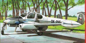Let L-200 Morava von KP Models in 1:72 (KPM 0089)