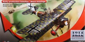Halberstadt CL.IV H.F.W. (frühe Produktion) – Mirage Hobby 1/48