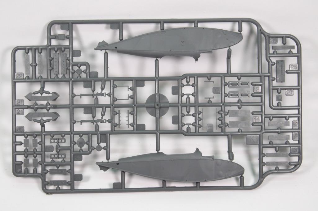 Mirage_Halberstadt_CL.IV_10 Halberstadt CL.IV H.F.W. (frühe Produktion) - Mirage Hobby 1/48