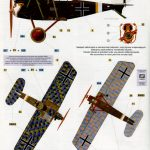 Mirage_Halberstadt_CL.IV_38-150x150 Halberstadt CL.IV H.F.W. (frühe Produktion) - Mirage Hobby 1/48