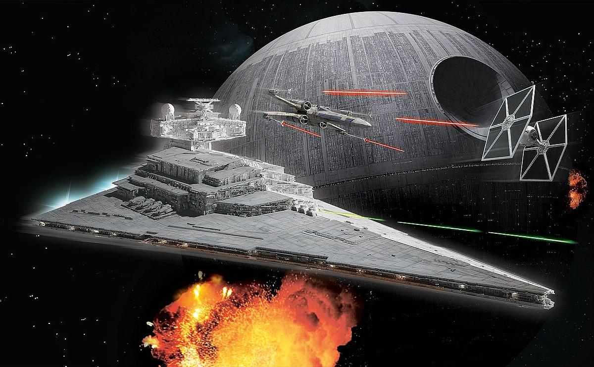 Revell-06749-Imperial-Star-Destroyer Die REVELL-Neuheiten Herbst 2017 und 1. Quartal 2018