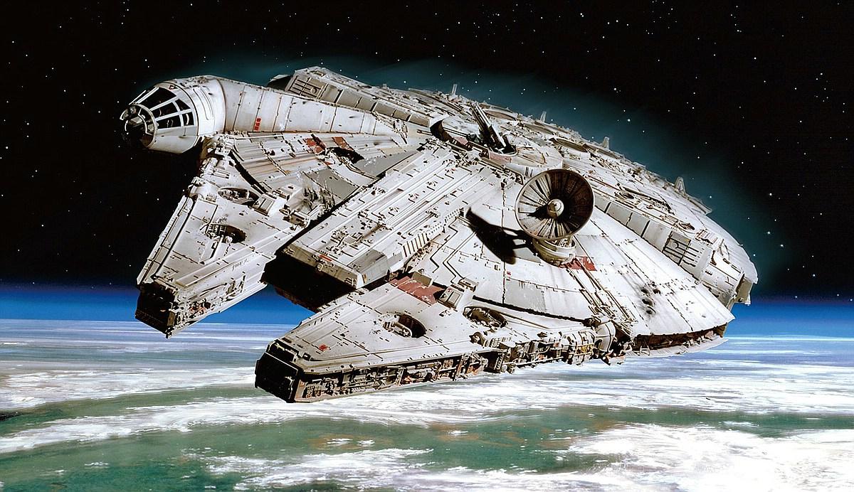Revell-06880-Millennium-Falcon Die REVELL-Neuheiten Herbst 2017 und 1. Quartal 2018