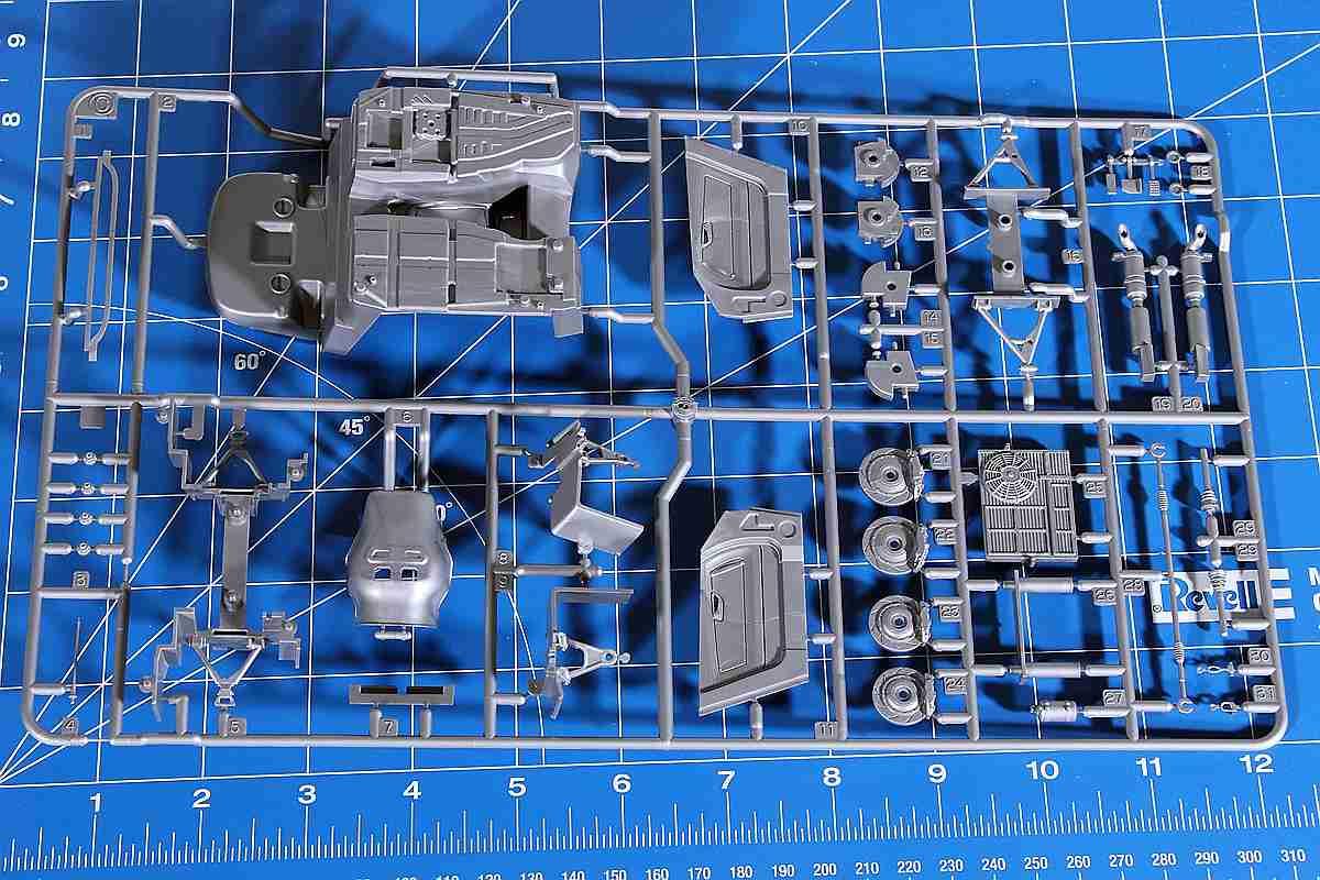 Tamiya-24345-Mercedes-AMG-GT-3-24 Mercedes AMG GT 3 in 1:24 Tamiya 24345