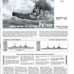 Zvezda-9060-Poltava-Anleitung-1-150x150 Schlachtschiff POLTAVA in 1:350 von Zvezda 9060