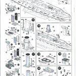 Zvezda-9060-Poltava-Anleitung-6-150x150 Schlachtschiff POLTAVA in 1:350 von Zvezda 9060