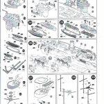 Zvezda-9060-Poltava-Anleitung-7-150x150 Schlachtschiff POLTAVA in 1:350 von Zvezda 9060