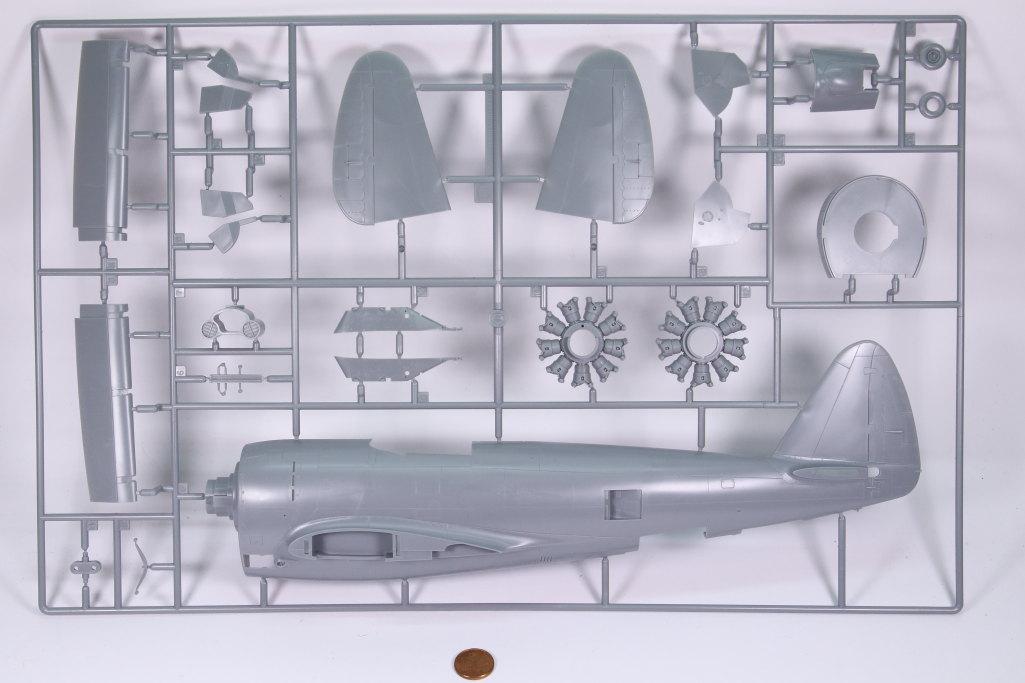 """Eduard_Dottie_Mae_44 P-47D """"Dottie Mae"""" - Eduard 1/32 (eduArt-Edition)"""