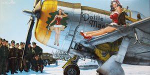 """P-47D """"Dottie Mae"""" – Eduard 1/32 (eduArt-Edition)"""
