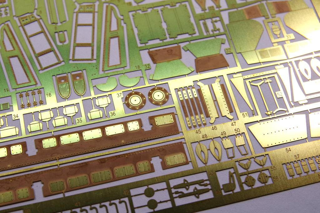 Eduard_Dottie_Mae_Update-Set_02 Upgrade-Set für die P-47D von Eduard / Hasegawa --- Eduard 1/32
