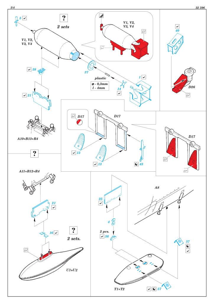 Eduard_Dottie_Mae_Update-Set_08 Upgrade-Set für die P-47D von Eduard / Hasegawa --- Eduard 1/32