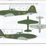 FLY-72037-Ilyushin-Il-10-Post-war-service-4-150x150 Ilyushin Il-10 im Maßstab 1:72 von FLY (72037 und 72038)