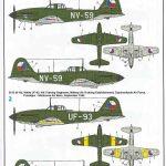 FLY-72037-Ilyushin-Il-10-Post-war-service-5-150x150 Ilyushin Il-10 im Maßstab 1:72 von FLY (72037 und 72038)