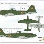 FLY-72037-Ilyushin-Il-10-Post-war-service-7-150x150 Ilyushin Il-10 im Maßstab 1:72 von FLY (72037 und 72038)