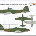 FLY-72038-Ilyushin-Il-10-Chinese-and-Korea-servioce-11-150x150 Ilyushin Il-10 im Maßstab 1:72 von FLY (72037 und 72038)