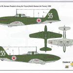 FLY-72038-Ilyushin-Il-10-Chinese-and-Korea-servioce-12-150x150 Ilyushin Il-10 im Maßstab 1:72 von FLY (72037 und 72038)