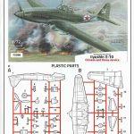 FLY-72038-Ilyushin-Il-10-Chinese-and-Korea-servioce-5-150x150 Ilyushin Il-10 im Maßstab 1:72 von FLY (72037 und 72038)