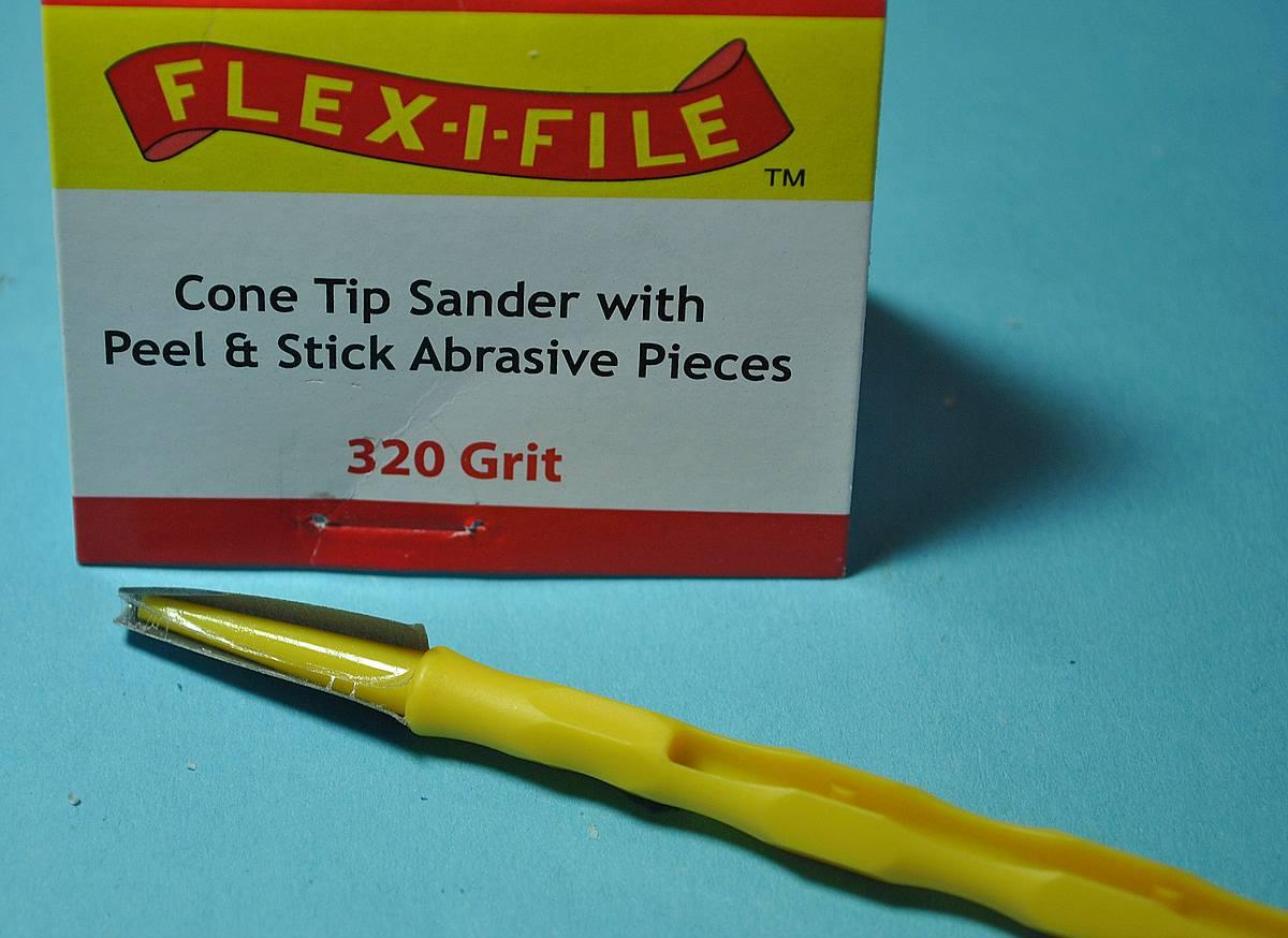Flex-i-File-Cone-Tip-Sanders-9 Flex-i-File Cone Tip Sanders