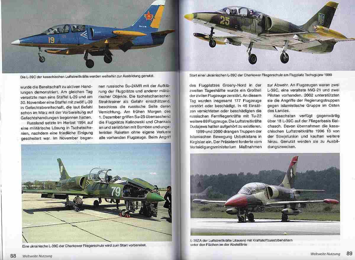 Göpfert-Strahtrainer-L-39-Albatros-1 L-39 Albatros - der meistgebaute Trainer des Ostens