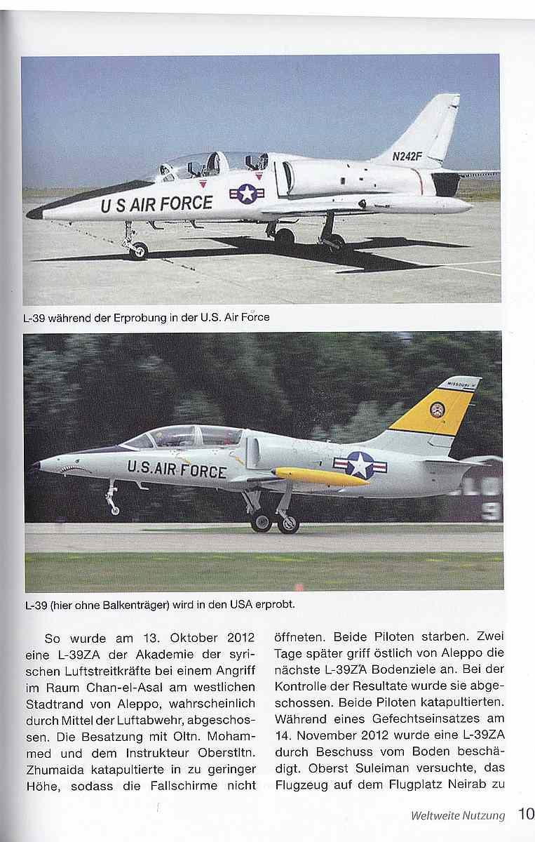 Göpfert-Strahtrainer-L-39-Albatros-3 L-39 Albatros - der meistgebaute Trainer des Ostens