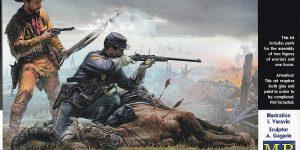 Indian Wars: The Final Stand in 1:35 von Master Box 35191