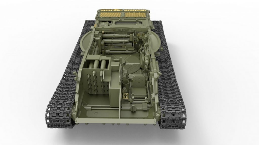 MiniArt-37016-T-55A-Mod.-1965-with-Interior-11 Neuer T-55A Mod. 1965 im Maßstab 1:35 von MiniArt (37016 und 37057)