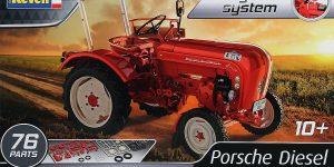 Porsche Diesel Junior 108 in 1:24 von Revell 07820