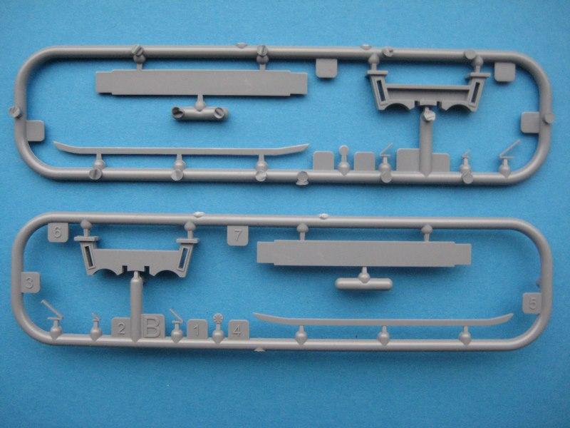 """Special-Navy-SN-72006-Biber-2 Kleinst U-Boot """"Biber"""" in 1:72 von Special Navy SN 72006"""