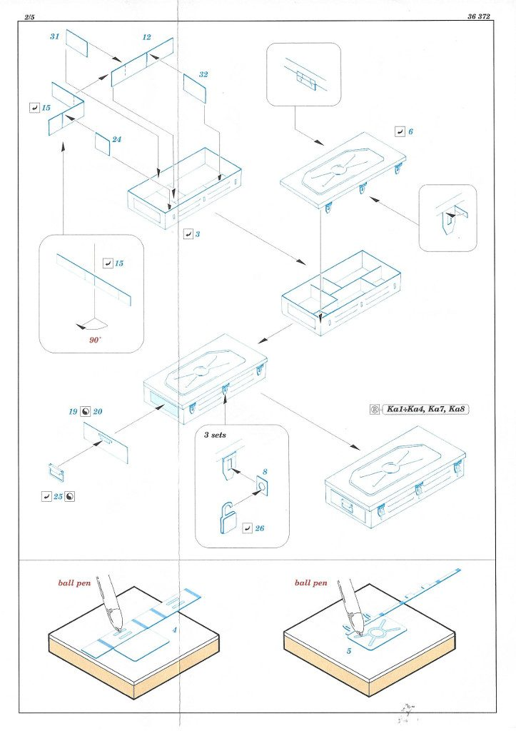 Aneitung2-723x1024 T-54 for Miniart Kit 1:35 Eduard #36372