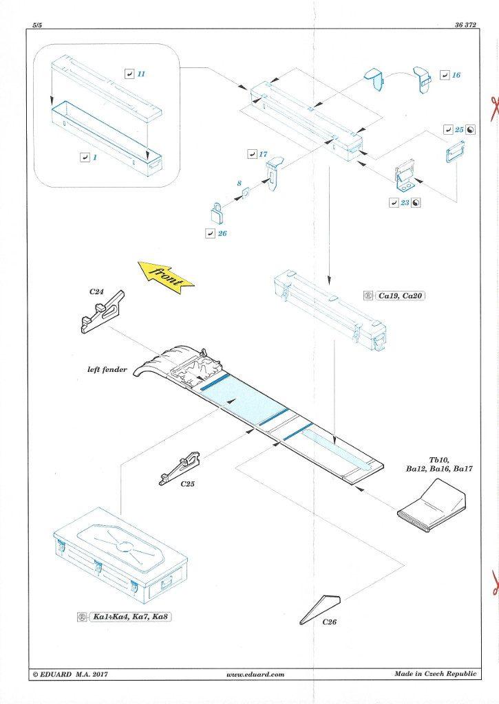 Aneitung5-725x1024 T-54 for Miniart Kit 1:35 Eduard #36372