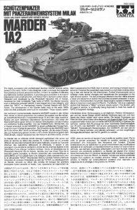 Anleitung01-1-196x300 Schützenpanzer Marder 1A2 1:35 Tamyia #35162