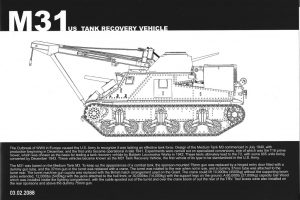 Anleitung01-1024-300x200 M31 U.S. Tank Recovery Vehicle 1:35 Takom #2088