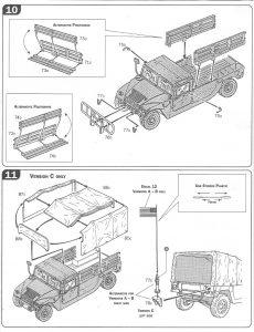 Anleitung08-230x300 M1097 A2 Cargo Carrier 1:35 Italeri #6484