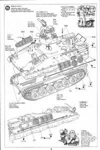 Anleitung09-1-201x300 Schützenpanzer Marder 1A2 1:35 Tamyia #35162