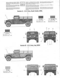 Anleitung09-233x300 M1097 A2 Cargo Carrier 1:35 Italeri #6484
