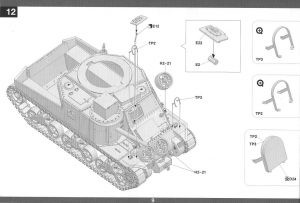 Anleitung10-1024-300x203 M31 U.S. Tank Recovery Vehicle 1:35 Takom #2088